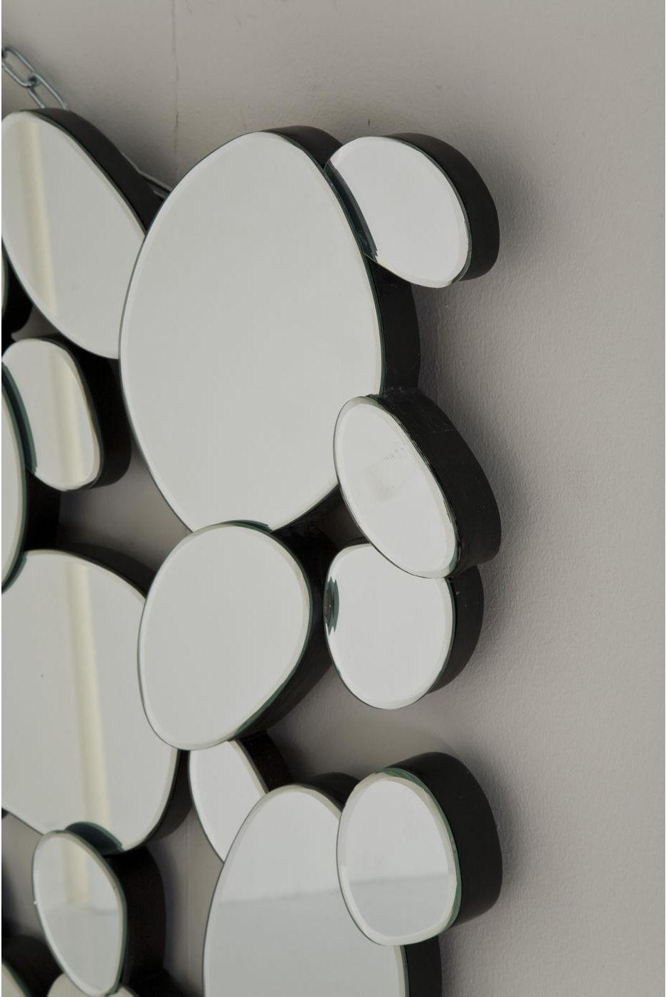 kare design spiegel water drops 150x71cm. Black Bedroom Furniture Sets. Home Design Ideas